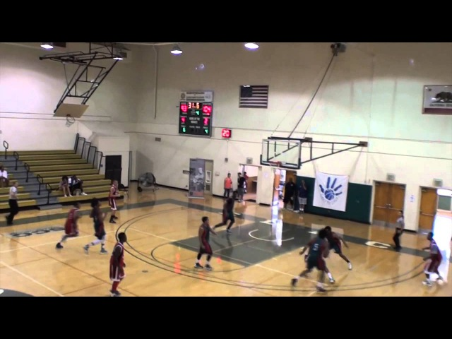 Brandon Armstrong NBA Sanctioned L.A. Summer Pro League Highlights 5 (Red)