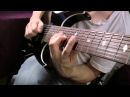 Ibanez Iron Label 8-string RGIR28FE Test