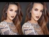 Dark Glam  Chocolate Lips -- Nicole Guerriero