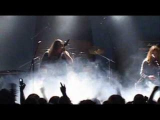 Sadus - Steve DiGiorgio Bass Solo/Unreality live Santiago Chile