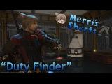 FFXIV Machinima Merri's Shorts Duty Finder