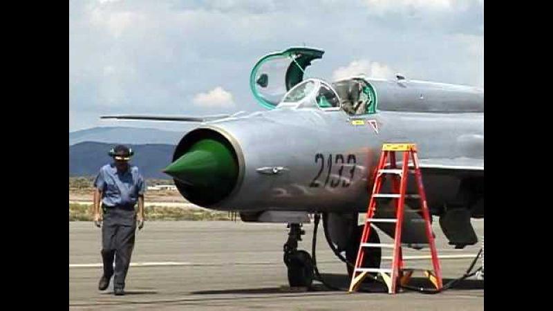 MiG-21 Flight Prep And...