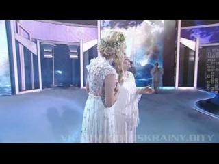Нина и Тоня Матвиенко - Piдна мати моя (Рушник) - Поговори со мною, мама - Место встр...