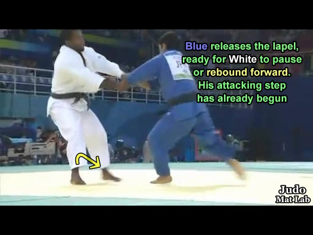 Front Pivot: Sode tsurikomi goshi - Judo Mat Lab - 柔道 - 袖釣込腰