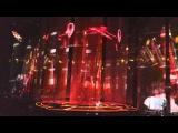 Muse The Globalist live at Toyota Center Houston 12012015