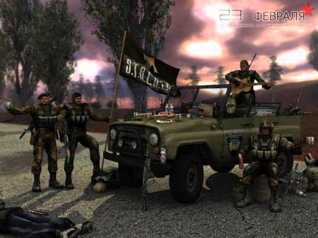 Гимн 6 | Гимн Военных | S.T.A.L.K.E.R.