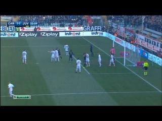 Карпи - Ювентус 2-3 (20 декабря 2015 г, Чемпионат Италии)