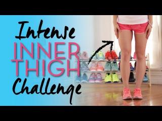 Intense INNER THIGH Challenge!