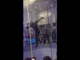 Россиянин Леонид Волков стал чемпионом мира по танцам в аэротрубе