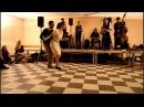 Paris Swingjammerz Tatiana Udry JB Mino social dancing demo