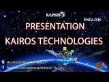 Presentation Kairos Technologies. Marketing plan. (english version)