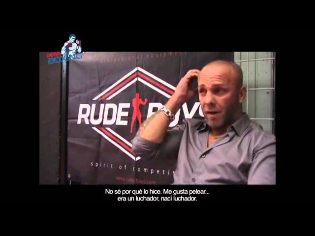 Рамон Деккерс - Мухаммад Али тайского бокса