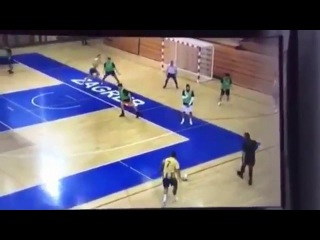 FANTASTIC goal in Croatian Futsal Turnament!!! AMAZING!!