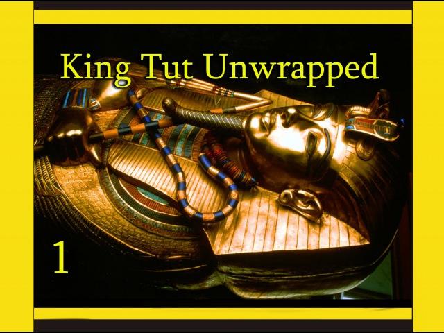 Discovery: Тайны гробницы Тутанхамона: Королевская кровь / 1 серия