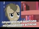Приключения Доктора неожиданная встреча ДУБЛЯЖ RuBronyCon 2015 Edition