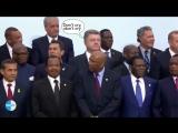 Обама не заметил Порошенко