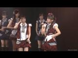 NMB48 Stage M2. Дебют Хори Шион на стейдже от 25 сентября 2015. Часть 1.