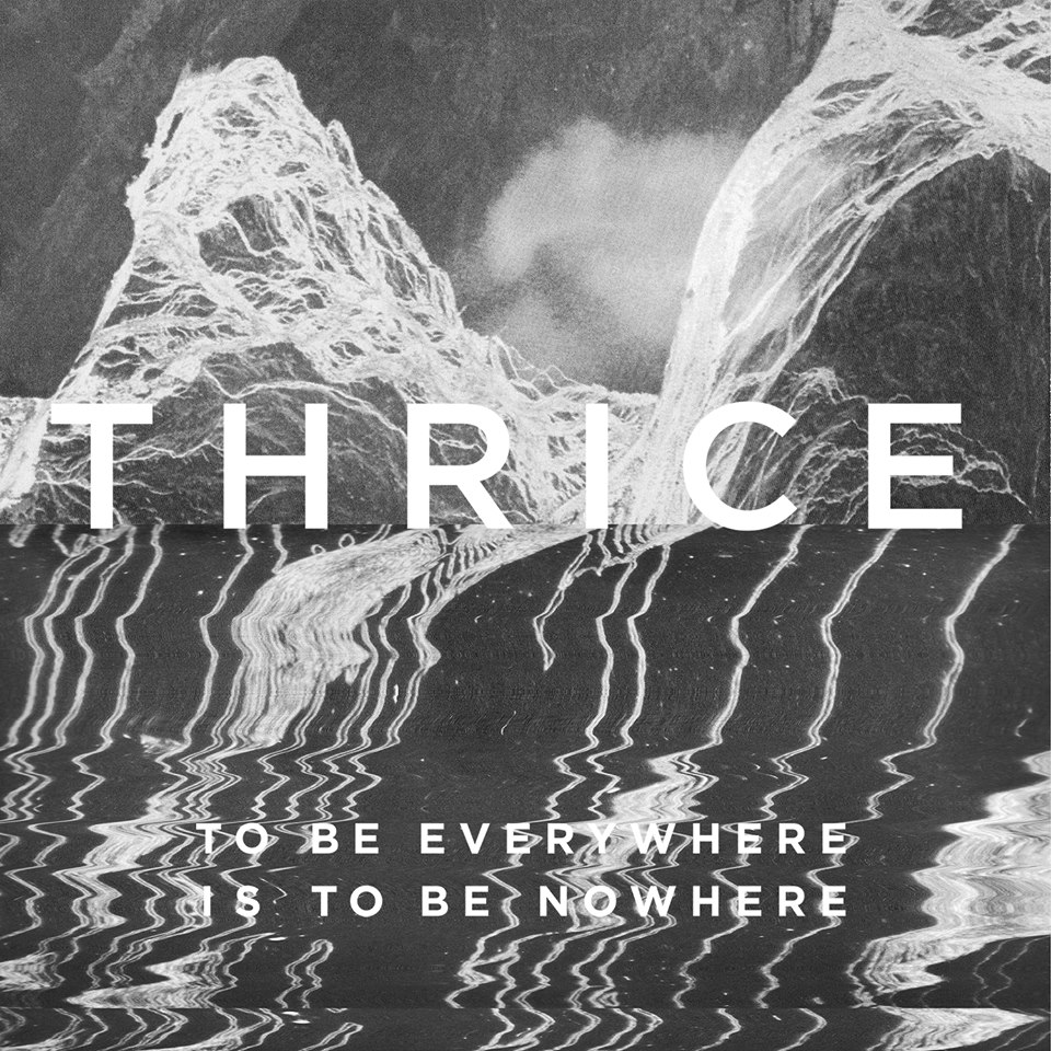 Thrice – Blood On The Sand [single] (2016)