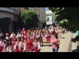 II відкритий обласний фестиваль з народної хореографії