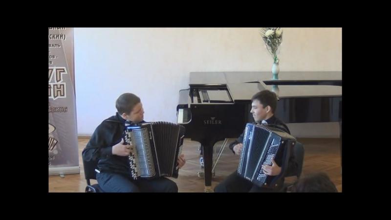 В Романюха Русский танец г Курган май 2015