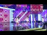 GFriend - Me Gustas Tu @ 2015 KBS Entertainment Awards 151226