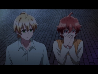 Makai Ouji: Devils and realist [3 из 12] Принц Преисподней: Демоны и реалист 1 сезон 3 серия [Lonely Dragon, Shina]