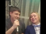 группа дилижанс и ведущая Ольга BabaEva))))