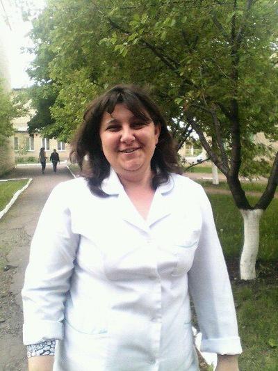 Анна Безверхая