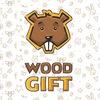 Wood Gift - Значки, сувениры, подарки из дерева