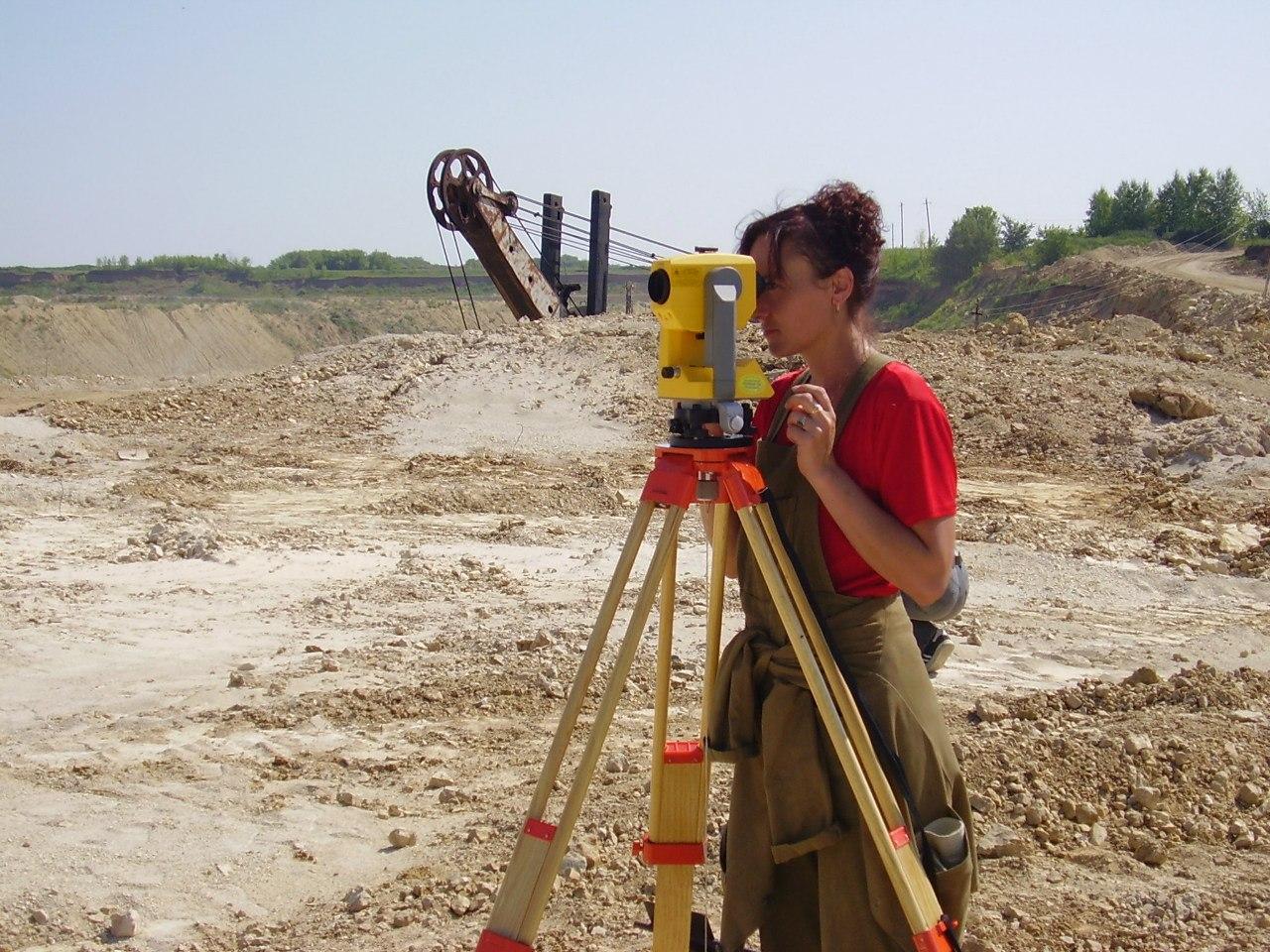 Как сделать работы по геодезии