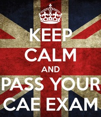 CAE Advanced English