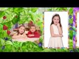 Фрагмент съемки и монтажа в детском саду