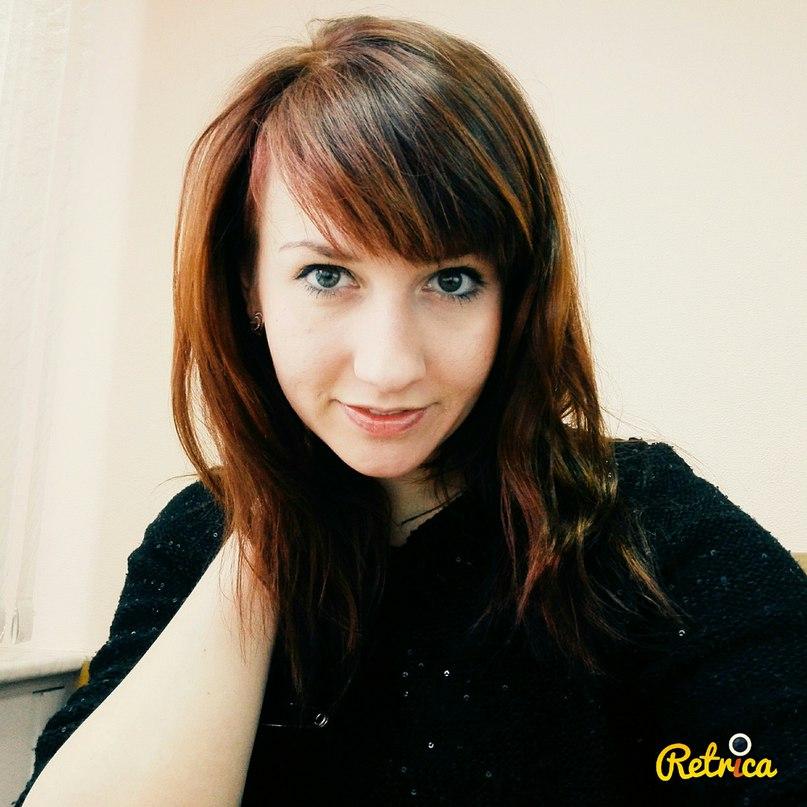 Таня Шаповалова  