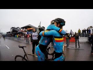 After The Finish Line... UCI Cyclo-cross Men's U23 World Championships / Heusden-Zolder