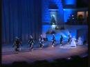 Ансамбль Игоря Моисеева танец Зимняя сказка