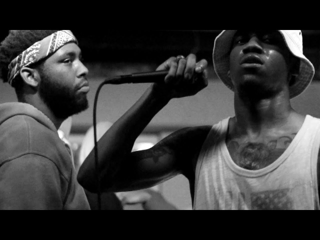 OG Maco Key! Perform Dying Just From Living LIVE @ The Young Hot Ebony Pop-Up Party
