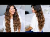 Волнистые волосы русалки