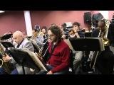 DIZZY GILLESPIE ALL STAR BIG BAND - Rehearsals