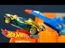 Hot Wheels Track 2015 - Sky Base Blast. Игрушки Хот Вилс - на русском языке. Трассы и Машинки