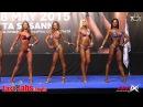 2015 EBFF European Championships Bikini Fitness 169cm AMIX