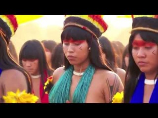 Video Xingu Ashaua Kuikuro no Dia do Indio