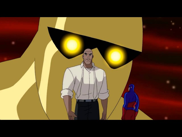 Justice League Unlimited: Lex Luthor's Speech to Amazo