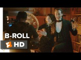 Crimson Peak B-ROLL (2015) - Tom Hiddleston, Mia Wasikowska Horror Movie HD