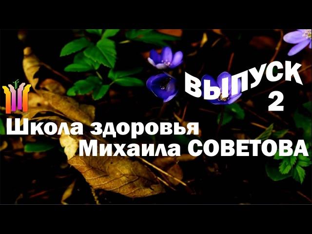 Школа здоровья Михаила СОВЕТОВА ВЫПУСК 2