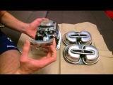 Кастомные клапанные крышки + крышка зажигания терминатор для МТ Днепр