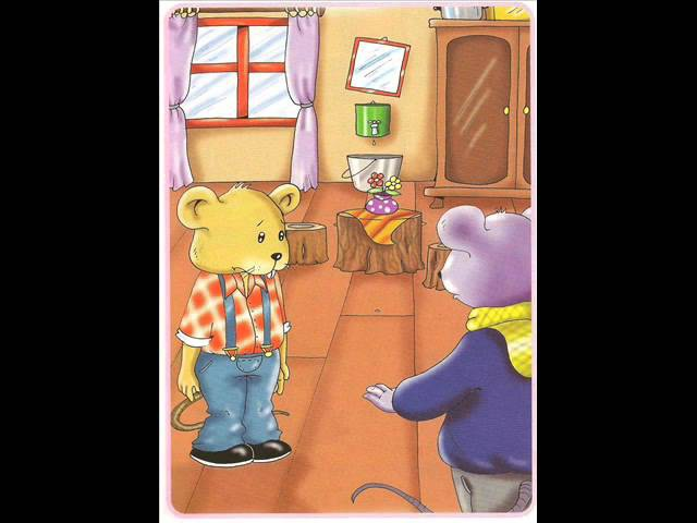 English for children. Spotlight 2. Page 40-41- The Town Mouse and the Country Mouse. Part 1