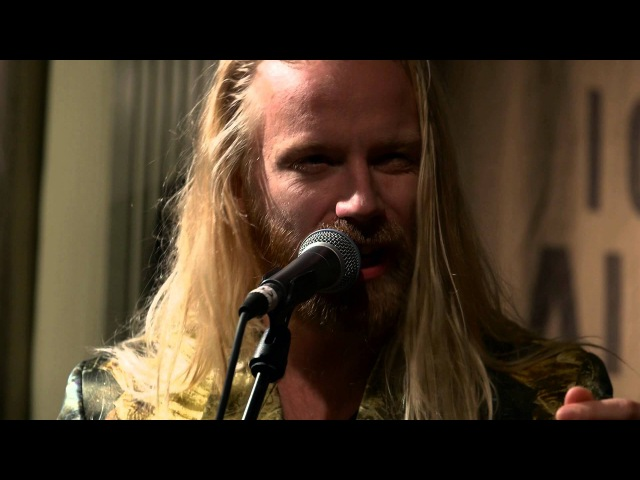 GusGus Obnoxiously Sexual Live on KEXP
