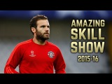 Juan Mata 2015-16  Amazing Skill Show  HD
