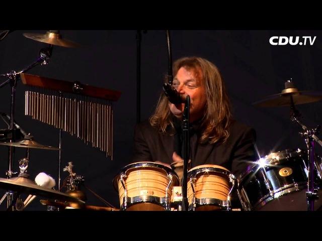 David Garrett und Man Doki Soulmates live auf der CDU-MediaNight