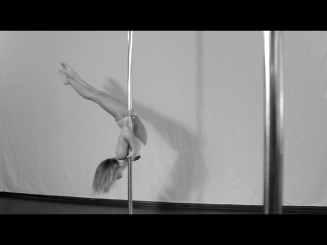 How to pole dance Shark pole dance tutorial Уроки pole dance Акула вар Сигма